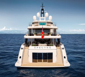In video: Three Benetti superyachts: SPECTRE, SEASENSE and 11.11 put on Livorno display