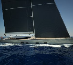 Baltic Yachts on target for spring delivery of 43-metre sailing yacht Canova