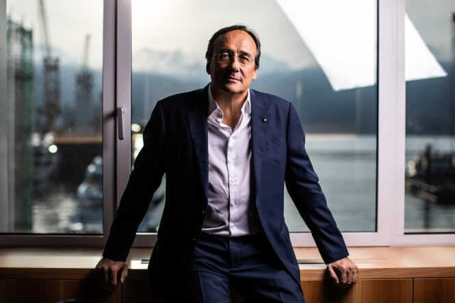 Sanlorenzo - Massimo Perotti - CEO & Chairman