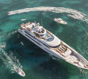 50m TRENDING offering 15% off winter yacht charter vacations