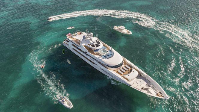 TRENDING motor yacht by Westport