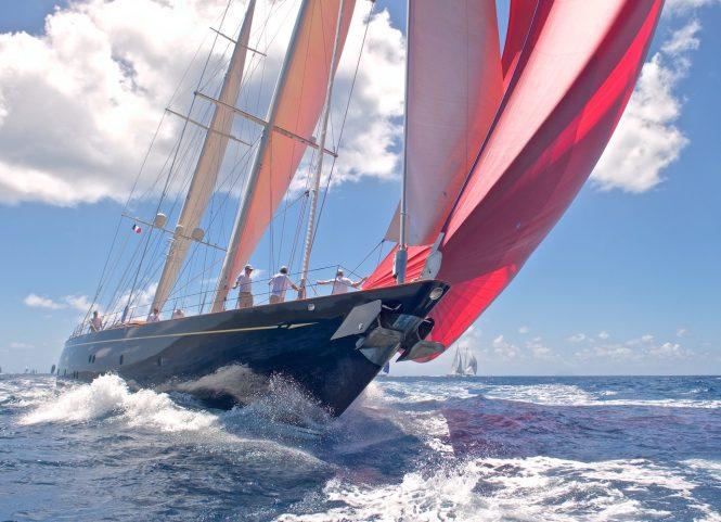 Sailing yacht THALIA
