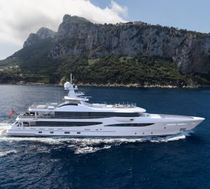 Amels confirms sale of Amels 180 superyacht, the 25th Limited Editions hull