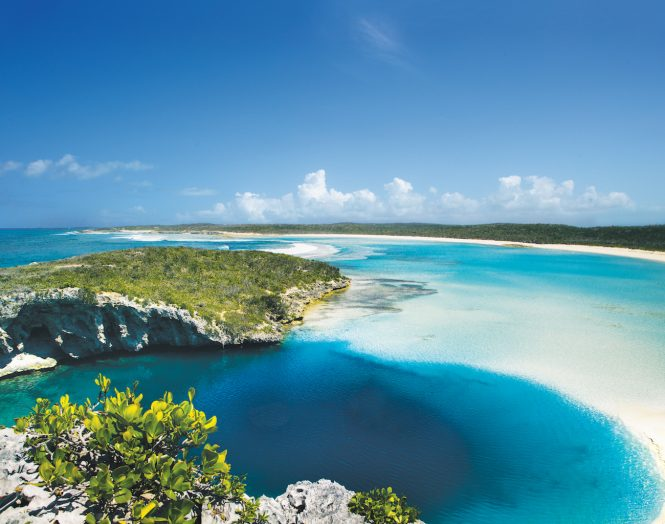 The beautiful Bahamas - Photo © The Islands of the Bahamas tourism board