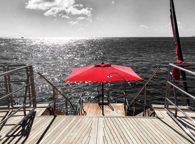 Ultimate Relaxation Aboard Seahawk