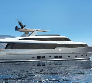 Van der Valk luxury yacht Jangada 2 nears completion