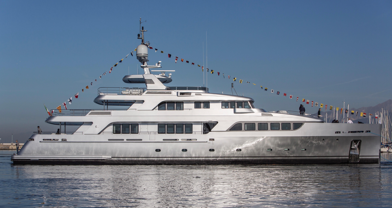 43m motor yacht C122 - Photo © Codecasa