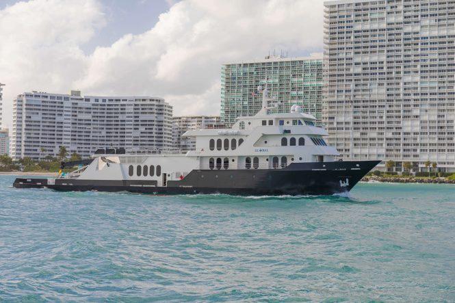 67m Shadow Marine superyacht GLOBAL