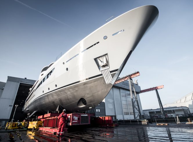 AMELS 473 at launch