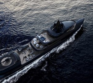 OCEANCO presents 105m/345ft expedition yacht concept ESQUEL at DIBS 2019