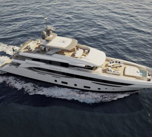 First Benetti Diamond 145 motor yacht sold