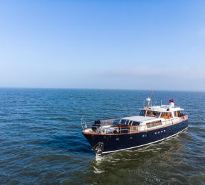 Feadship completes refit of classic motor yacht Caravelle