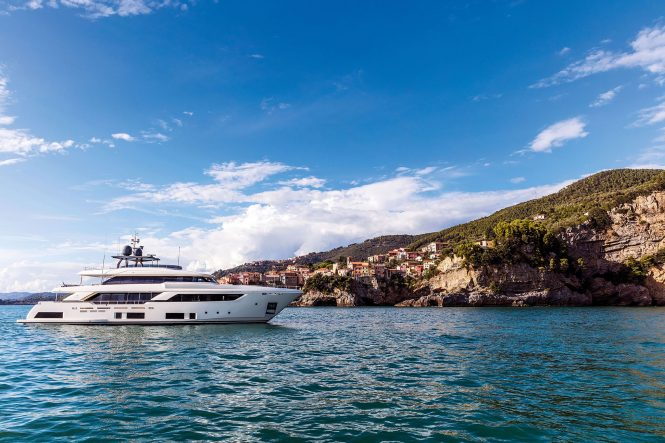 December Six is an ideal choice when it comes to West Med yacht charter vacations