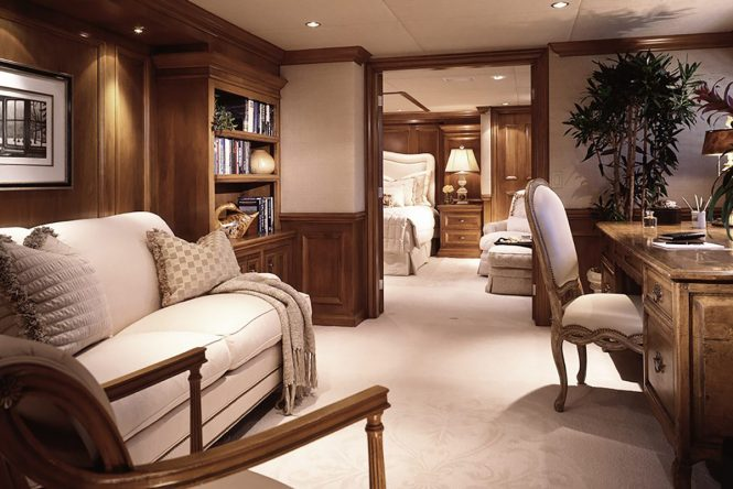 The Difference Is In The Details With Yacht Interiors By Marc