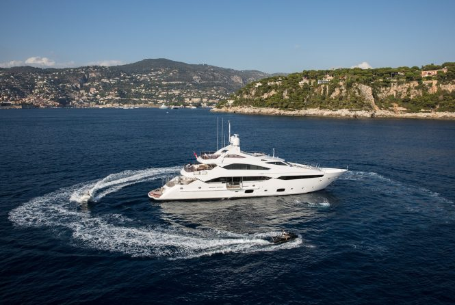 Excellent Mediterranean charter choice for summer vacations