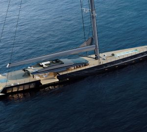 Malcolm McKeon Yacht Design announces 72m MM725 sailing yacht concept