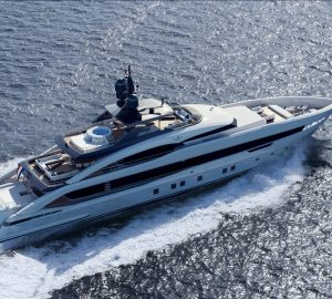 50m Superyacht Project AQUAMARINE in build at Heesen