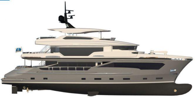 Kando 2 motor yacht profile