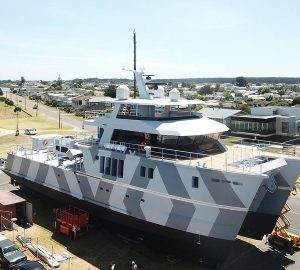 New Zealand superyacht 'The Beast' due for delivery in March
