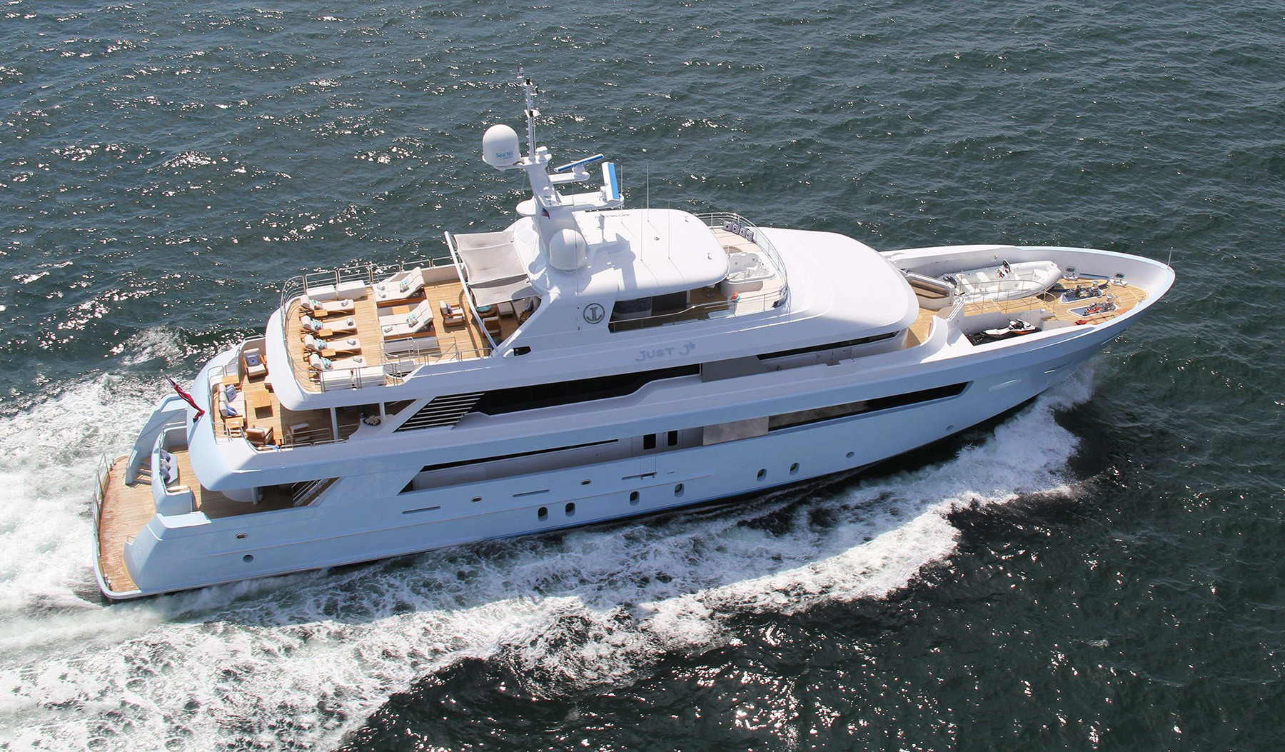 Luxury motor yacht TIME FOR US