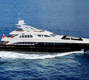 44m Motor Yacht BLISS offering great Easter special in East Med
