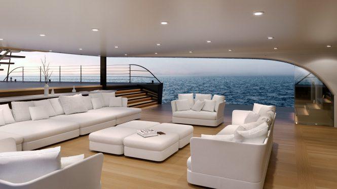 MM725 sailing yacht  Malcolm McKeon Yacht Design