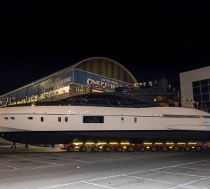 Mangusta launches fourth maxi open yacht in the Mangusta 110 series