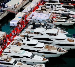 Dubai International Boat Show 2019 - Interview with Show Director, Riju George