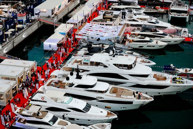 More than 400 boats will converge at the 2019 Dubai International Boat Show
