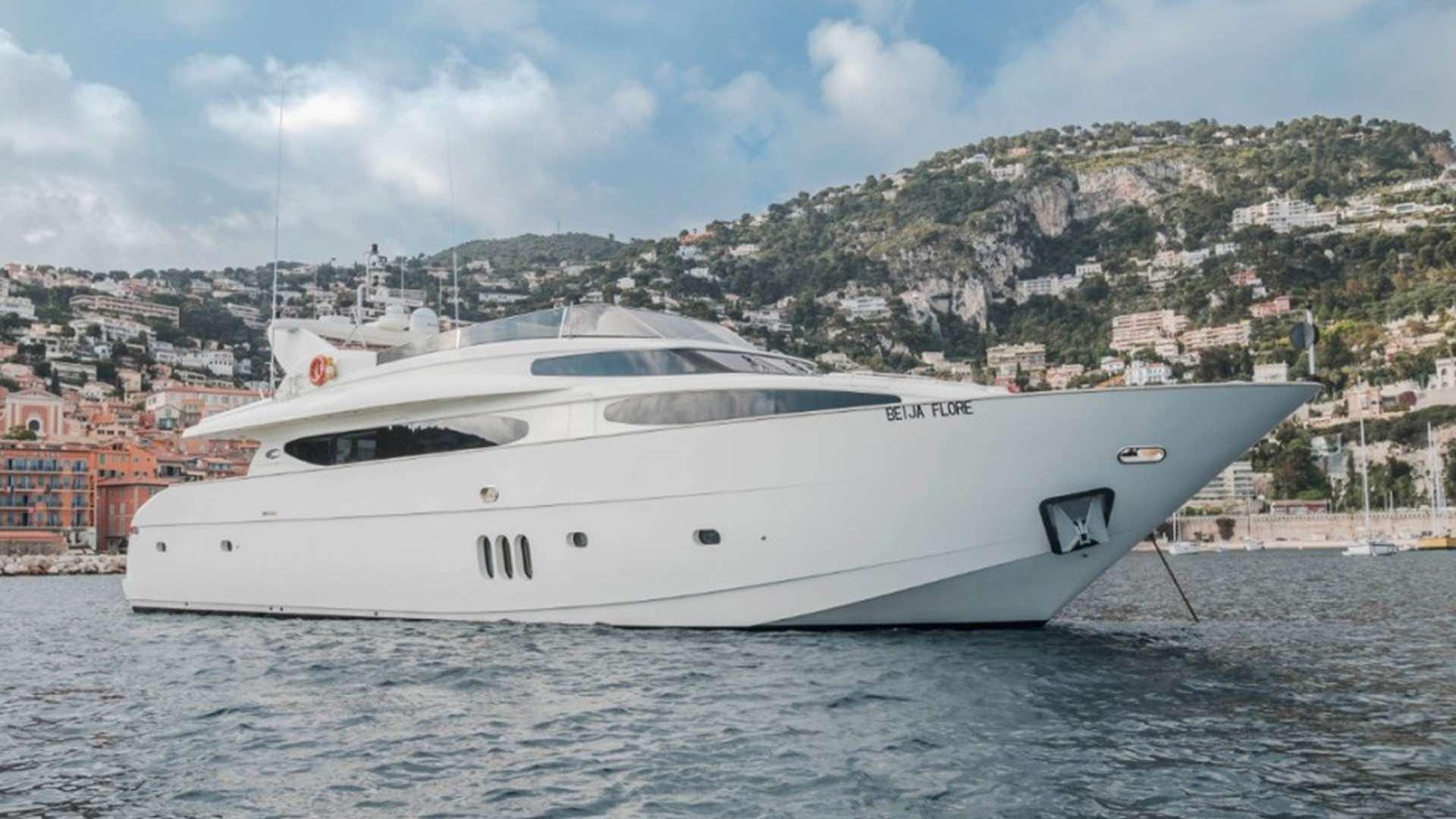Motor yacht BEIJA FLORE