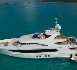 48m Superyacht BIG SKY offering charter special in the Bahamas