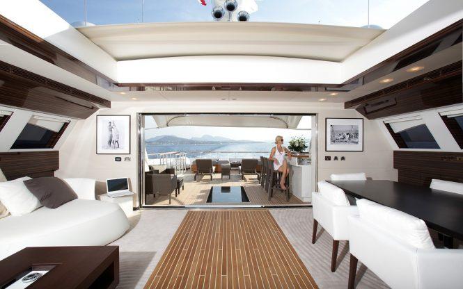 Onboard TATII