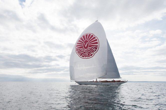 Pendennis sailing yacht VIJONARA