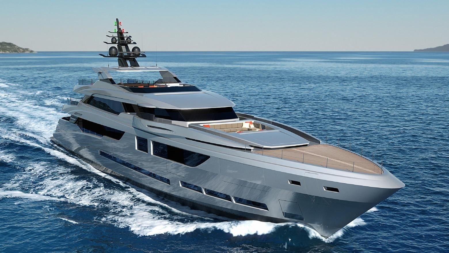 SARASTAR performance motor yacht