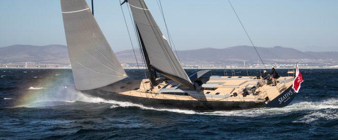 SEATIUS sailing yacht