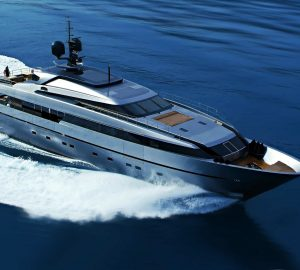 Western Med charter yacht 4A offering 15% discount