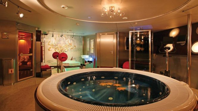 Spa centre offering amazing facilities to relax and unwind