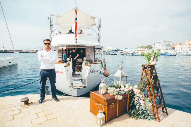 Sultana's highly-professional crew is ready to take you on board for a fabulous vacation in the Mediterranean