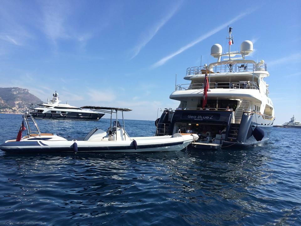 Superyacht SEABLUE'Z