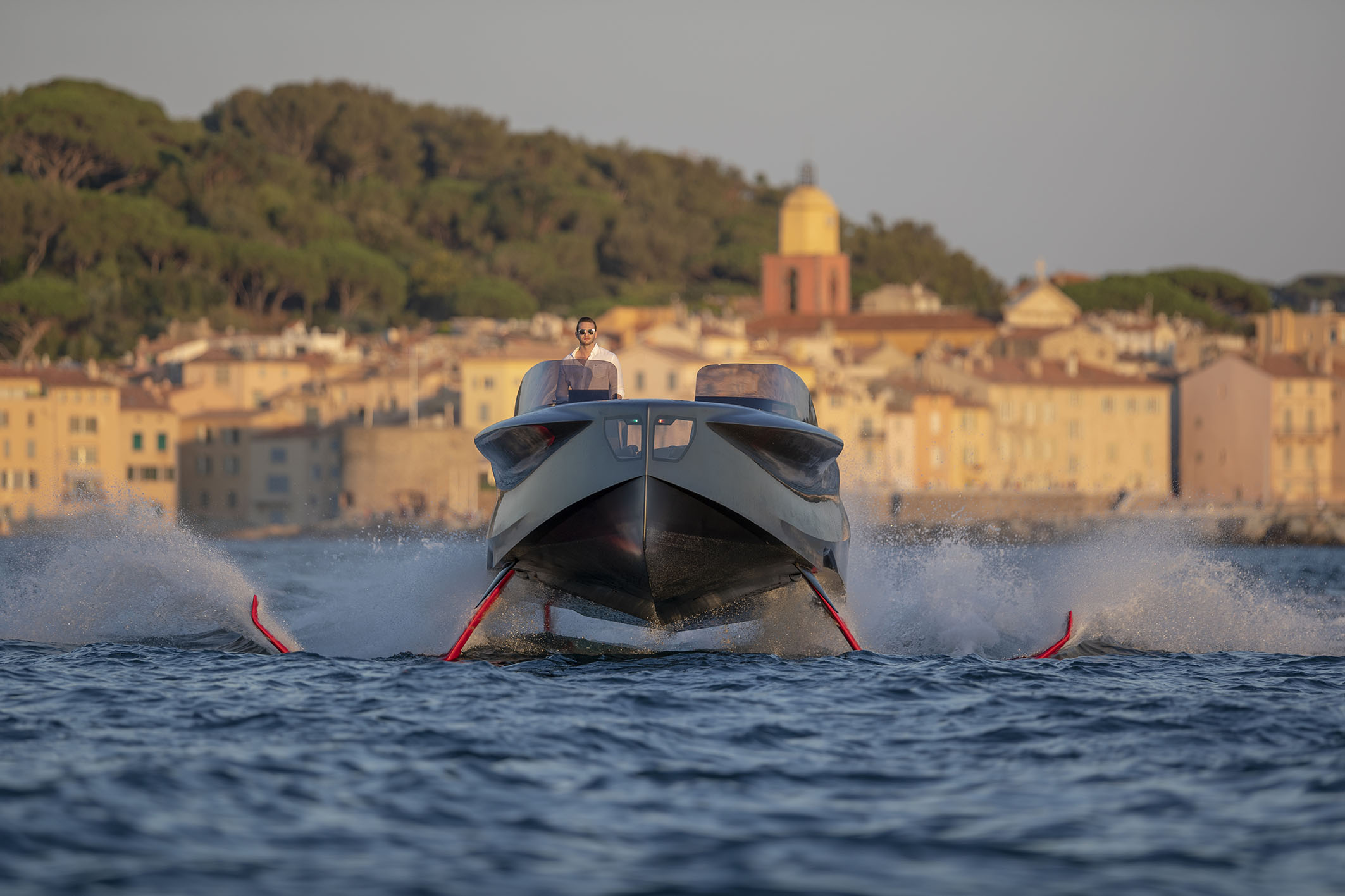 The FOILER - Flying Yacht by ENATA