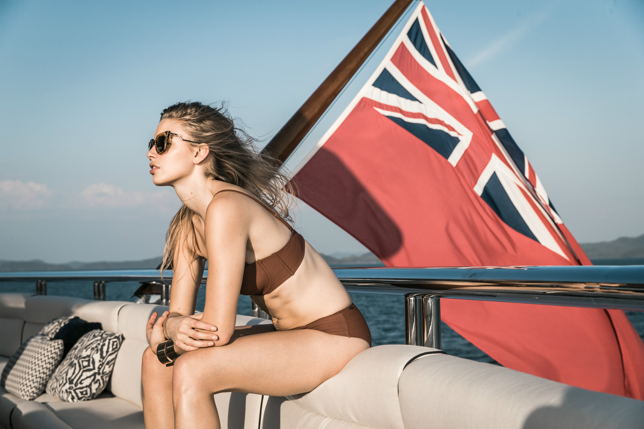 Titania offering relaxing charter vacations