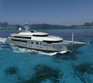 VSY Yachts prepares for launch and delivery of 64m Espen Oeino superyacht