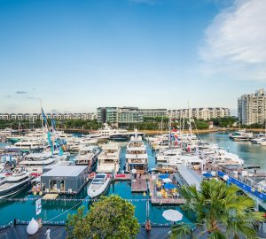 ONE°15 Marina Sentosa Cove to host 9th edition of the Singapore Yacht Show