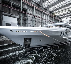 Amels announce technical launch to 67-metre motor yacht Project Waka