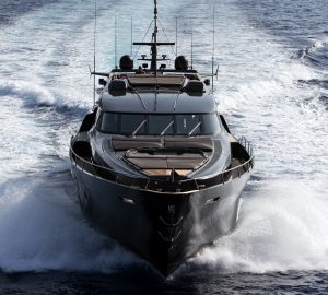 37m motor yacht ASCARI I offering 10% discount on Bahamas charters