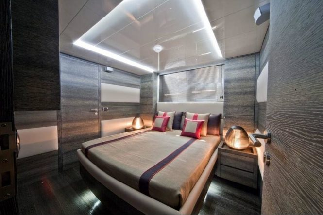 Accommodation with contemporary styling and ensuite bathroom facilities