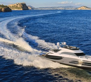 Two units from the Van der Valk luxury yacht BeachClub series near completion