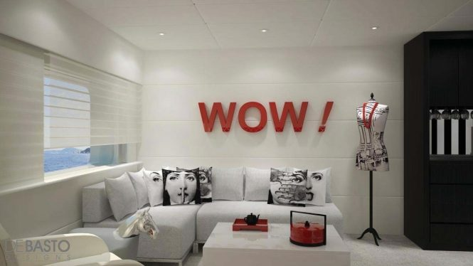 Contemporary art and design for a fresh and modern feel