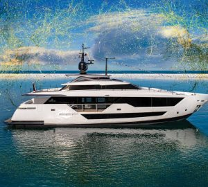 Custom Line launches 106' Francesco Paszkowski-designed luxury planing yacht