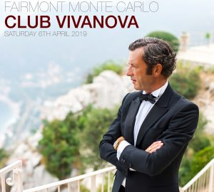 Counting down to Sensational Club Vivanova Luxury Lifestyle Charity Gala in Monte Carlo